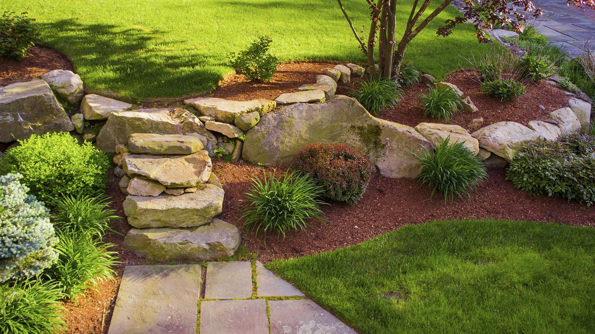 Cleancut Lawn & Landscape LLC Landscape Design, Landscape Installation and Masonry slide 3